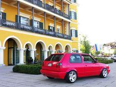 """VW Golf 2 GTI Edition One 16V """"Edition-Pinki"""""""