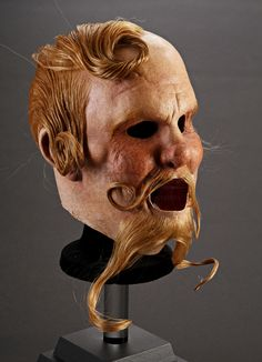 Bearded Munchkin Face Mask from Oz: The Great and Powerful