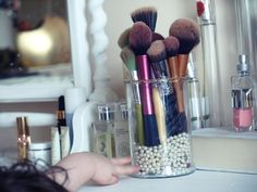 The Black Pearl Blog - UK beauty, fashion and lifestyle blog: My dressing table
