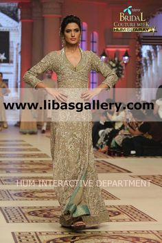 2014-2015 Mehdi bridal collection, one of the highly popular luxury Bridegroom collections showcased at Telenor Bridal Couture Week 2014-2015. Mehdi Male and female wedding wear clothes collection, Mehdi Bridal Dress at Bridal Couture Week 2014-2015 Lahore by Hum Sitaray. Shop Online in California and Texas, USA. Los Angeles www.libasgallery.com