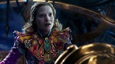 """It will be a race against Time!"" @DisneyAlice #ThroughTheLookingGlass"