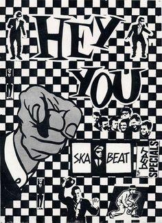 Hey you..... Ska Music, Reggae Music, Genre Musical, Ska Punk, Vinyl Sleeves, Laurel, Mod Girl, Music Flyer, Rude Boy