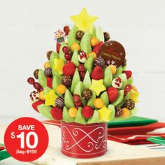 Edible arrangements christmas gifts