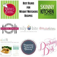 Best Weight Watchers Recipes Blogs