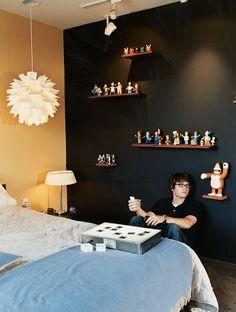 Norm 69 Pendelleuchte von Normann Copenhagen. Ob im Schlafzimmer, Wohnzimmer oder Küche, diese Leuchte illuminiert sanft jeden Raum - egal welches Leuchtmittel man wählt: http://www.ikarus.de/marken/normann-copenhagen.html