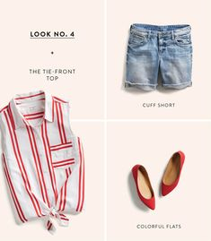 Summer Tops To Try On