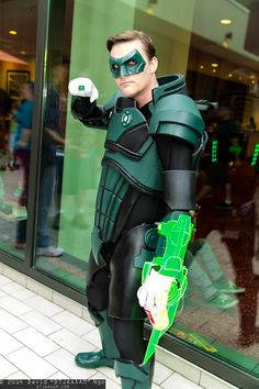Green Lantern   Dragon Con 2014 - Saturday #DTJAAAM