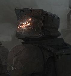 randomghost: Heavy Industries by Mikhail Borulko