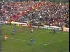 A 1991 7-0 win over Chelsea