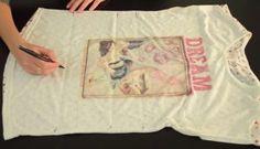 Tuto : fabriquez une balle à tresse pour votre chien avec un vieux t-shirt