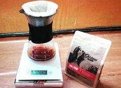 Semangat kamis kamu yang manis  #hario #v60 #decanter #morning #brew http://ift.tt/20b7VYo