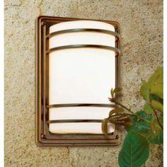 "Habitat Collection 11"" High Indoor - Outdoor Wall Light"