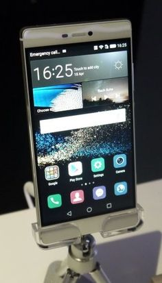 Started from the bottom, now we're here! Check out the all new Huawei P8!