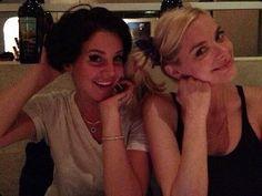 Lana Del Rey & Jaime King