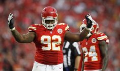 Loaded defensive line will help Chiefs as injured stars recover = Injuries to Justin Houston and Tamba Hali have complicated the Kansas City Chiefs' plans. Their ability to generate an outside pass rush will suffer as a result.  To what degree this will limit the Chiefs will largely depend on.....