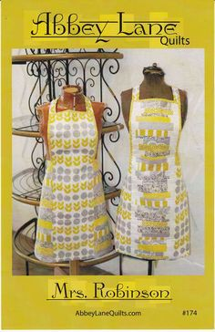 32in long. 2 for 1 with this reversible apron.