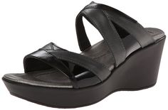 Naot Women's Siren Wedge Sandal, Black Madras/Metallic Road/Black Patent, 40 M US ** To view further for this item, visit the image link. Cute Sandals, Strappy Sandals, Flat Sandals, Shoes Sandals, Naot Shoes, Leather Design, Footwear, Wedges, Image Link