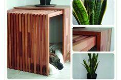 Designer Hundehütte für das Haus   design2pet