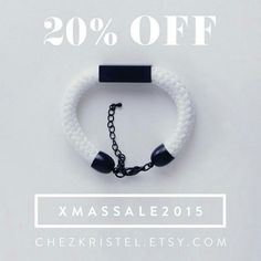 SALE is happening now! 20% off all items with the code XMASSALE2015