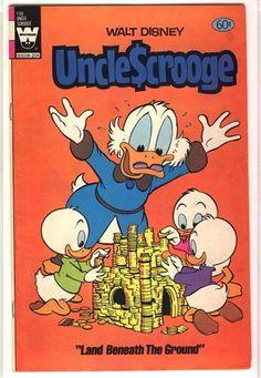 whitman comic book covers   Disney Whitman Labels – any help?   CBGXtra