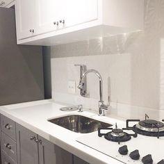 Cozinha limpa ✨😌 .  #cozinha #kitchen #kitchendesign #decor #decoração