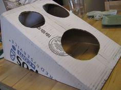 bean bag box