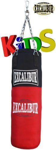 Kinder Boxset EXCALIBUR 80 KIDS PRO Das ideale Boxset für Kinder von 8 bis 14 Jahren. Ein Hammer-Geschenk für alle, die ihren Kids kein Spielzeug, sondern ein richtiges Sport-Boxset schenken möchten. Das Kinder Boxset besteht aus einem 80x30 cm Boxsack aus Spezial-Nylon, 1 Paar Boxhandschuhe in 6 Unzen und 1 Paar Boxbandagen. Das EXCALIBUR® Kinder-Boxset ALLROUND 80 Kids Pro ist ideal für das kindgerechte Boxtraining. Die einzelnen Komponenten des Boxsets sind identisch mit den…