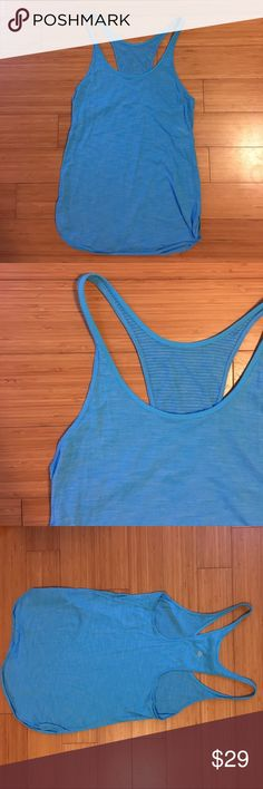 Lululemon Turquoise Blue Tank Sz 6 COMING SOON lululemon athletica Tops Tank Tops