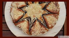 Makový květ s drobenkou Bread, Youtube, Food, Eten, Bakeries, Meals, Breads, Diet