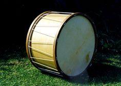 """20"""" Bulgarian Tupan #23 - Warren Casey Drum Co."""