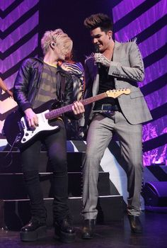 TOMMY AND ADAM ♥