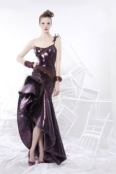 d8f7973b5c  NicolasJebran Fall Winter 2010 Collection FW -  FW10 Gowns Of Elegance