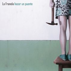 """Hacer un puente"" by La Franela was added to my Descubrimiento semanal playlist on Spotify"