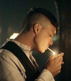 Cillian Murphy as Thomas Shelby Peaky Blinders 💜