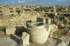 Ugarit+History | Ugarit, Syria - Stock Image C012/9308 - Science Photo Library