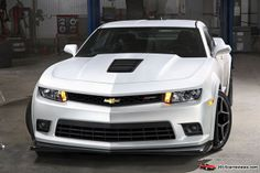 2014 Chevrolet Camaro Z/2 which inspired the 2015 Pontiac Trans Am  http://2015carreviews.com/2014-chevrolet-camaro-z-28-review-price/