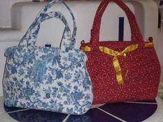 Handgefertigte Damenhandtasche aus Stoff. Erhältlich in der Stoffzauberei. http://www.stoffzauberei.com/produkte/taschen.html