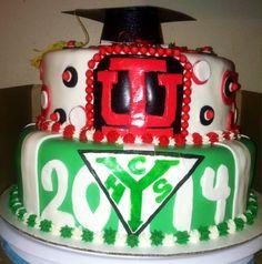 Graduation Cake- Taylor