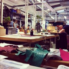 Petit h by Hermes workshop!