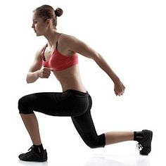 5 Moves To Pump Up Your Lunge! Don't workout longer work out smarter! Get moves that will burn fat AND blast calories. Hiit, Best Lower Ab Exercises, Compound Exercises, Toned Legs Workout, Isometric Exercises, Lose Tummy Fat, Best Cardio, Abs Workout For Women, Lower Abs