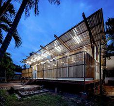 Galeria de Escola Baan Nong Bua / Junsekino Architect And Design - 22 Pvc Canopy, Hotel Canopy, Canopy Bedroom, Backyard Canopy, Garden Canopy, Fabric Canopy, Tree Canopy, Canopy Outdoor, Manaus