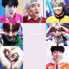 Happy New year ARMYs ❤️✨