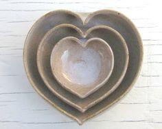 heart bowls