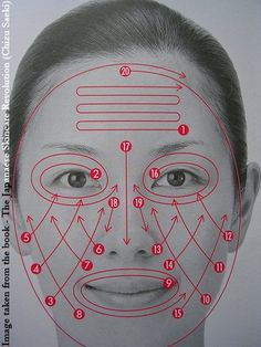Japanese Facial Massage Today I found something I haven't seen in a long while. Would like to see more of these stuffs