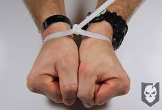 How to Escape Zip Ties 04 by ITS Tactical, via Flickr