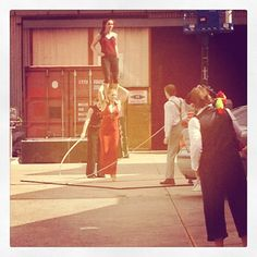 """@georgipaech's photo: """"Just an average day in the office... #adlfringe 2013 launch"""""""