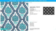 Digital Tools From Robert Allen: Digital Fabric Books