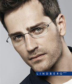 LINDBERG Air Titanium Rim HERMOD c. PU9 glasses, LINDBERG eyeglasses, Eyewear, Eyeglass Frames, Designer Glasses, Boston Magazine Best of Boston Eyeglasses - VizioOptic.com