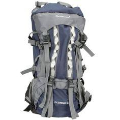 80L Backpack Rucksack Shoulders Bag Waterproof Sports Hiking Internal Frame Pack