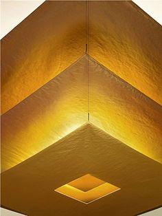 Buy Ingo Maurer lights in the online shop Lighting Concepts, Modern Lighting, Lighting Design, Ceiling Fixtures, Light Fixtures, Ceiling Lights, Floating Table, Ingo Maurer, Shops